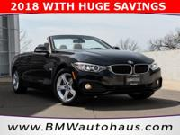 Certified. New Price! BMW CERTIFIED 5YR/Unlimited MILE