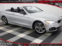 2015 BMW 428xi ONE OWNER!! ONLY 25K MILES!! POWER