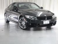 This Certified Pre-Owned 2015 BMW 428i is a One Owner