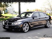 LOADED BMW 435 Sedan with the highly desired M Sport