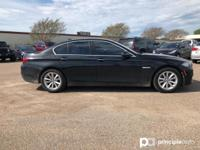 Check out this gently-used 2015 BMW 5 Series we
