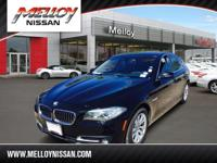 This outstanding example of a 2015 BMW 5 Series 528i is