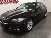 New Price! Recent Arrival! 2015 BMW 5 Series 528i