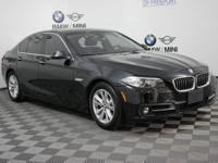 CARFAX 1-Owner, BMW Certified, ONLY 36,439 Miles! FUEL