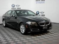 CARFAX 1-Owner, BMW Certified, GREAT MILES 38,762! EPA