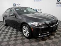 FUEL EFFICIENT 33 MPG Hwy/22 MPG City! BMW Certified,