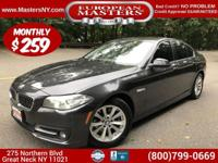 This Incredible Graphite 2015 BMW 528XI xDrive Sedan
