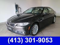 BMW Certified, ONLY 45,481 Miles! Heated Seats,