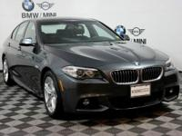 This outstanding example of a 2015 BMW 5 Series 528i