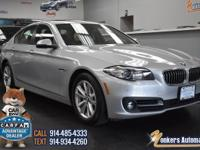 This 2015 BMW 5 Series has all you've been looking for