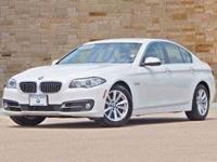 This 2015 BMW 5 Series has an original MSRP of