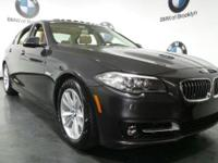 528i xDrive, BMW Certified, AWD, and Harman Kardon