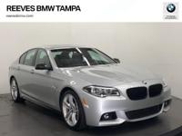 BMW Certified, LOW MILES - 19,133! Leather Interior,