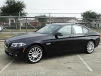 This 2015 BMW 5 Series 535i is offered to you for sale