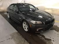 M SPORT PKG *HEADS UP DISPLAY *PWR MOONROOF *COLD