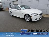 Options:  2015 Bmw 5 Series 535I Xdrive|3.0