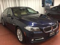 CARFAX One-Owner. Certified. Imperial Blue Metallic