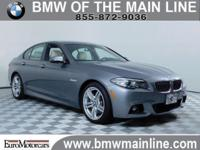 CARFAX 1-Owner, BMW Certified, ONLY 29,030 Miles! EPA