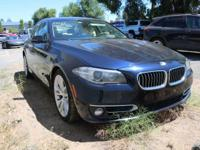 This 2015 BMW 5 Series 535i xDrive is proudly offered