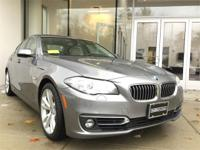 Nicely equipped 2015 BMW 535i xDrive Luxury Line,