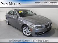 This 2015 BMW 5 Series is offered to you for sale by