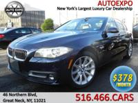 This stylish 2015 BMW 535I XDrive comes equipped with a