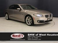 This Certified Pre-Owned 2015 BMW 535i xDrive is a One