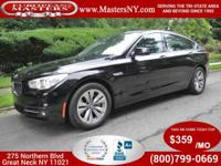 This Wonderful Black (Jet Black) 2015 BMW 535XI