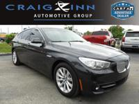This 2015 BMW 5 Series Gran Turismo 550i will sell fast