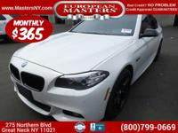 This Amazing White (Alpine White) 2015 BMW 550XI xDrive