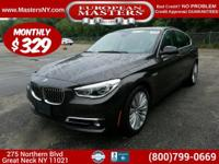This Lovely Black 2015 BMW 550XI xDrive GT Sedan Comes