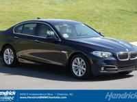 FUEL EFFICIENT 34 MPG Hwy/23 MPG City! BMW Certified,