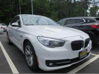 Alpine White 2015 BMW 5 Series 535i xDrive Gran Turismo