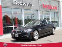 2015 535i X-DRIVE ** ONE OWNER ** CLEAN CARFAX **