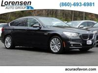 Excellent Condition, GREAT MILES 25,309! 550i trim.