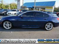 BMW 640i Gran Coupe. $96,935 MSRP. M-Sport Package with