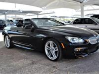 We are excited to offer this 2015 BMW 6 Series. CARFAX