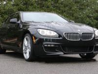 ======: 650i with Black Sapphire Metallic exterior and