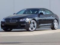 This 2015 BMW 6 Series has an original MSRP of $105,960
