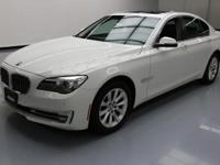 This awesome 2015 BMW 7-Series comes loaded with the