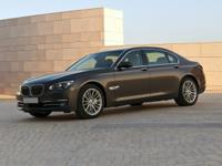 2015 BMW 7 Series Clean CARFAX. CARFAX One-Owner.