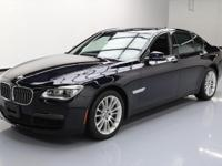 2015 BMW 7-Series with M-Sport Package,Executive