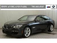 2015 BMW 7 Series 750Li xDrive 4.4L V8 AWD Clean