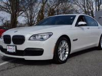 This 2015 BMW 7 Series 750Li xDrive just arrived at