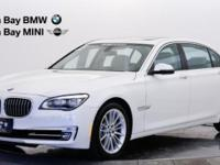 BMW Certified, CARFAX 1-Owner. Moonroof, Navigation,
