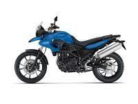 2015 BMW F 700 GS No matter where you take a trip no
