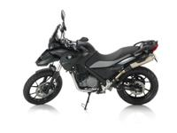 Why not That's the motto of the G 650 GS. 2015 BMW G