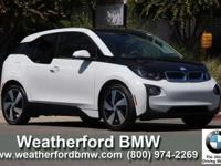 BMW Certified, CARFAX 1-Owner, GREAT MILES 18,151! i3