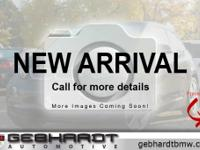 Gebhardt BMW means business! Right car! Right price!
