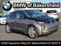 I3 Base w/Range Extender. Hey! Look right here! At BMW